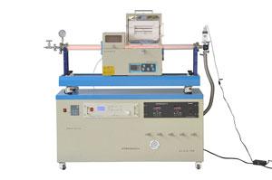 TL1200-S-H-PECVD Mini型单温区滑竿式PECVD系统
