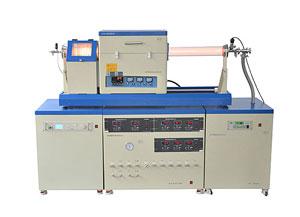 TL1200-H-PECVD滑竿式单温区PECVD系统