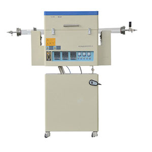 RTL1200-1200-1200 三温区转动管式炉