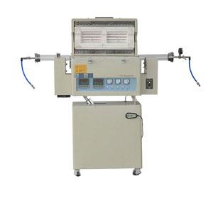 RTL1200-1200双温区转动管式炉