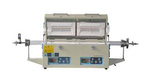 TL1200-1200双翻盖双温区管式炉