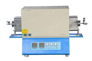 1700度-1400度双温区管式炉