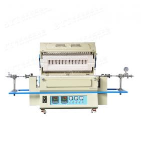 TL1500-1500双温区转动管式炉