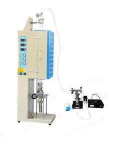 VTL1200-1200-1200超声雾化和连续收集热分解立式炉