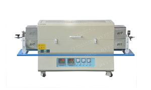 TL1200-1200加长式双温区管式炉