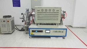 公司真空管式炉在中国航天院空气动力研究所