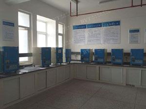 公司箱式炉在江苏理工学院