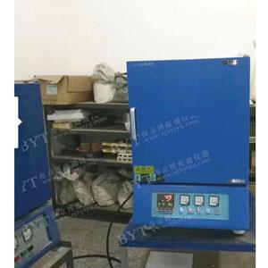 公司箱式炉在中国建材总院