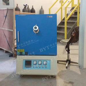 公司箱式炉在武汉理工硅酸盐中心