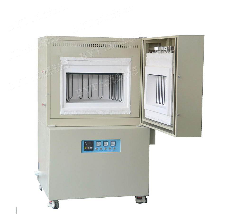 四面加热箱式炉
