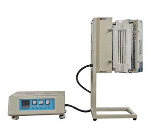 1200度分体式立式炉管式炉