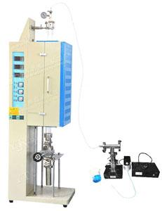 1200度超声雾化和连续收集热分解立式炉