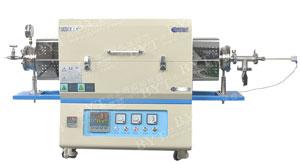 1200度单温区管式炉(双热电偶)
